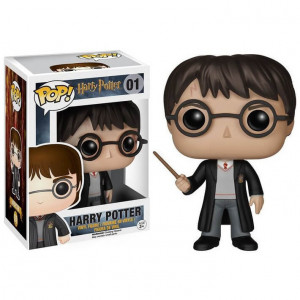 Boite de Figurine Pop! - Harry Potter n°01