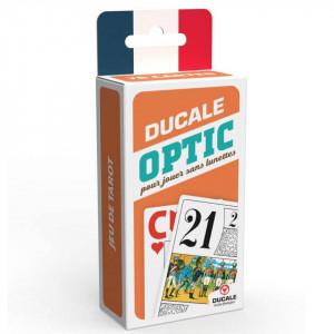 Boite de Jeu de Tarot Optic - Ducale