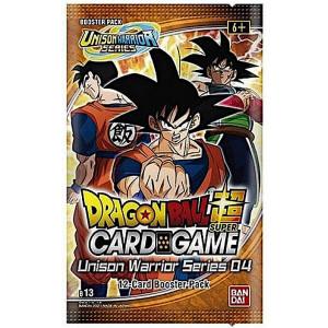 Boite de Dragon Ball Super Card Game - B13 UW4 Supreme Rivalry - Booster