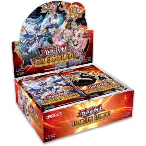 Boite de Yu-Gi-Oh! - Les Anciens Gardiens - 24 Boosters