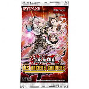 Boite de Yu-Gi-Oh! - Les Anciens Gardiens - Booster