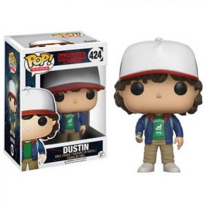 Boite de Figurine Pop! - Dustin n°424