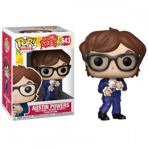 Boite de Figurine Pop! - Austin Powers n°643