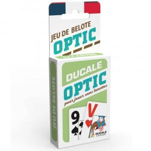 Boite de Jeu de 32 Cartes Optic - Ducale