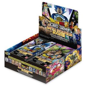 Boite de Dragon Ball Super Card Game - Battle Evolution - 24 Boosters