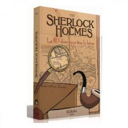 Sherlock Holmes - Livre 1 - La BD...