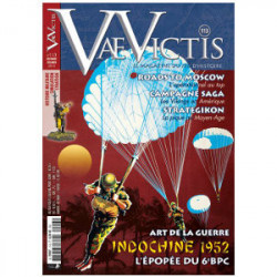 Vae Victis 113 - Indochine 1952