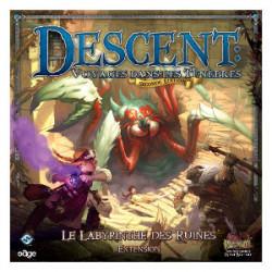 Descent : Le Labyrinthe des...