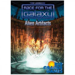 Race for the Galaxy - Artefacts Aliens