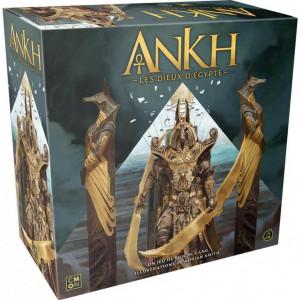 Boite de Ankh : Les Dieux d'Egypte
