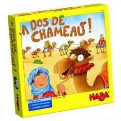 A Dos de Chameau !