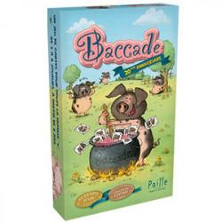 Baccade (nouvelle édition)