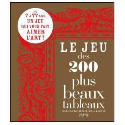 Le Jeu des 200 Plus Beaux Tableaux