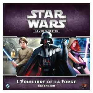 Boite de Star Wars JCE: l'Equilibre de la Force