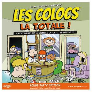 Boite de Les Colocs : La Totale !