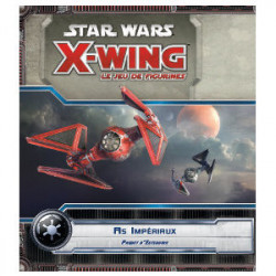 X-Wing - As Impériaux