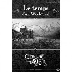 Cthulhu 1890 - Ecran (Le Temps d'un Week-End)