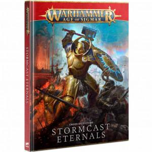 Boite de Age of Sigmar : Stormcast Eternals - Battletome