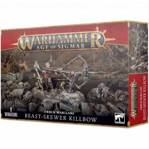 Boite de Age of Sigmar : Orruk Warclans - Beast-Skewer Killbow