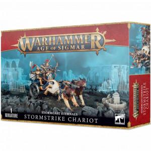 Boite de Age of Sigmar : Stormcast Eternals - Stormstrike Chariot