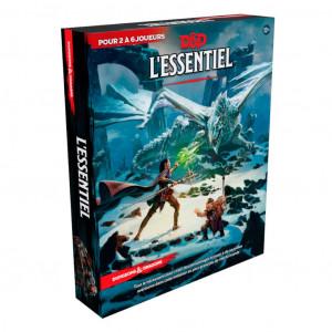 Boite de Dungeons & Dragons 5 : L'Essentiel
