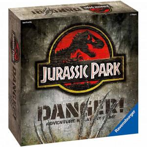 Boite de Jurassic Park - Danger