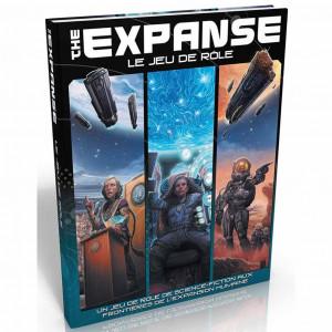 Boite de The Expanse - Livre de Base