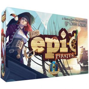 Boite de Tiny Epic Pirates