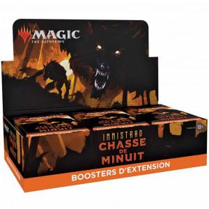 Boite de Magic : Innistrad Chasse de Minuit - 30 Boosters d'Extension VF