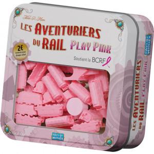 Boite de Les Aventuriers du Rail - Play Pink