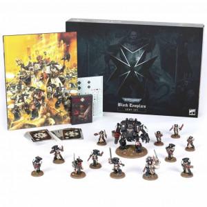 Boite de W40K : Set d'Armée Black Templars