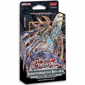Boite de Yu-Gi-Oh! - Deck de Structure Cyber Strike