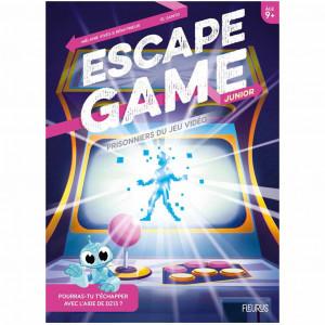 Boite de Escape Game Junior - Prisonniers du Jeu Vidéo