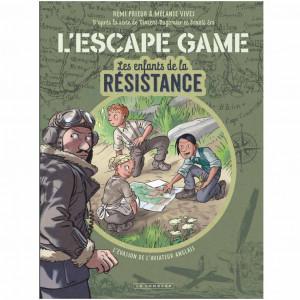 Boite de L'Escape Game - Les Enfants de la Résistance