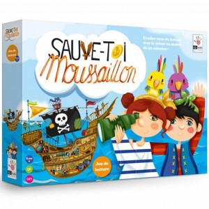 Boite de Sauve-Toi Moussaillon