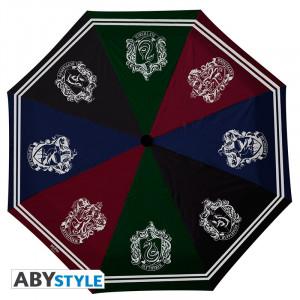 Boite de Harry Potter - Parapluie Maisons
