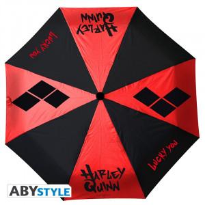 Boite de DC Comics - Parapluie Harley Quinn