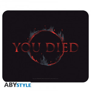 Boite de Dark Souls - Tapis de Souris - You Died