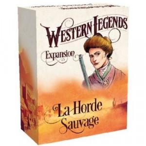 Boite de Western Legends - La Horde Sauvage