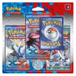 Pack 3 Boosters - XY