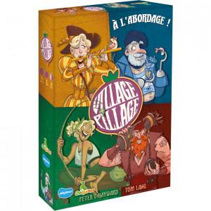 Boite de Village Pillage 2 - A l'Abordage