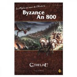 Cthulhu  - Byzance An 800 (vol 35)