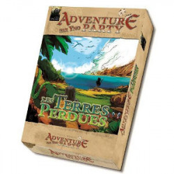 Adventure Party : Les Terres Perdues
