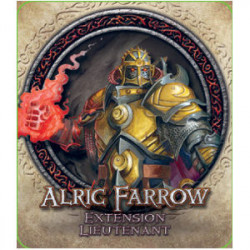 Descent : Lieutenant Alric Farrow Extension