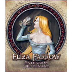 Descent : Lieutenant Eliza Farrow