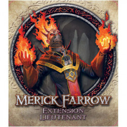 Descent : Lieutenant Merick Farrow