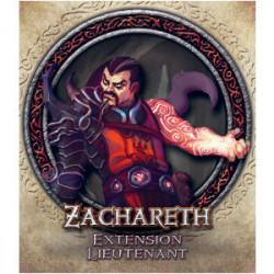 Descent : Lieutenant Zachareth