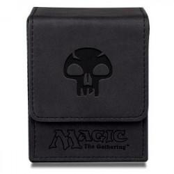 Boite Cuir Magic Mana Noir