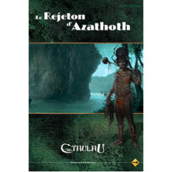 Cthulhu  - Le Rejeton d'Azathoth (vol 32)