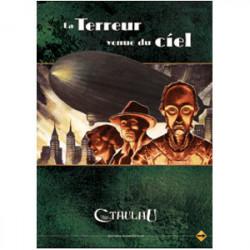 Cthulhu  - La Terreur venue du Ciel  (vol 37)